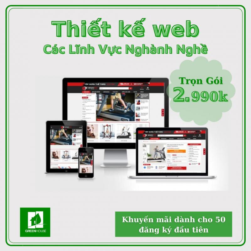 Top 9 Công ty thiết kế Website uy tín nhất tại Quảng Nam