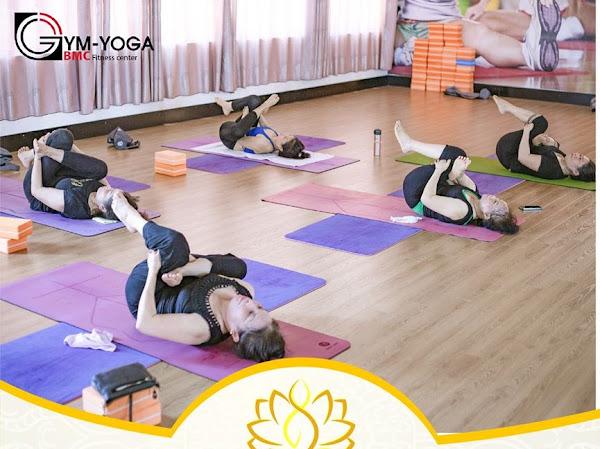 Gym & Yoga BMC Hà Tĩnh