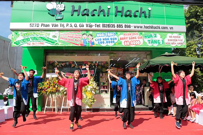 Hachi Hachi - Cửa Hàng Nhật Bản
