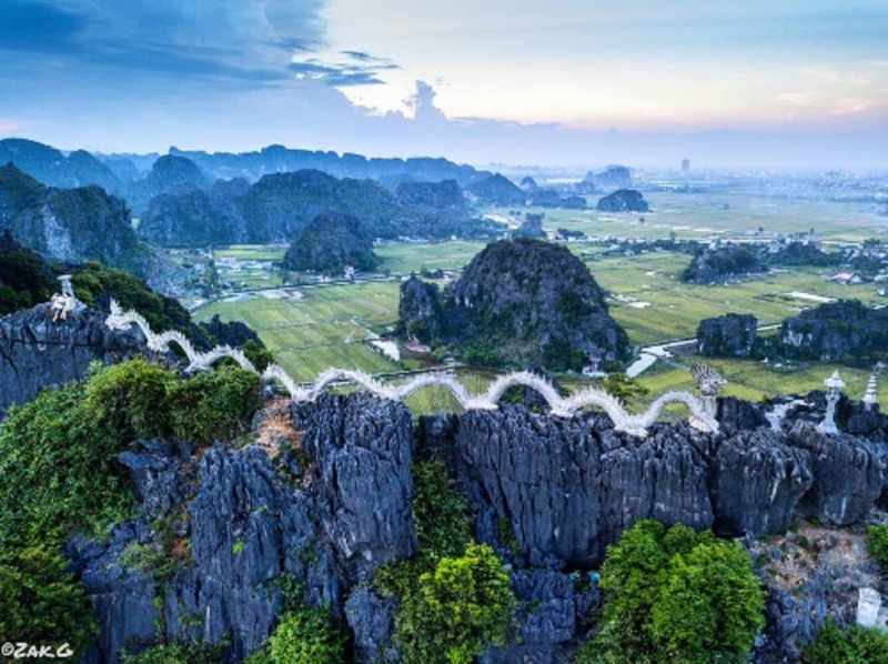 Hang Múa Ninh Bình.
