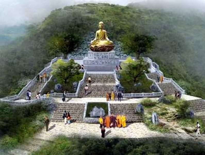 Một điểm dừng chân trong cuộc hành hương Yên Tử