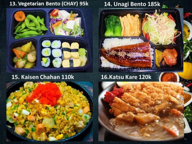 Hanoi Bento - Cơm văn phòng chuẩn vị Nhật