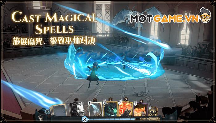 Harry Potter: Magic Awakened game nhập vai thẻ tướng mới của NetEase!