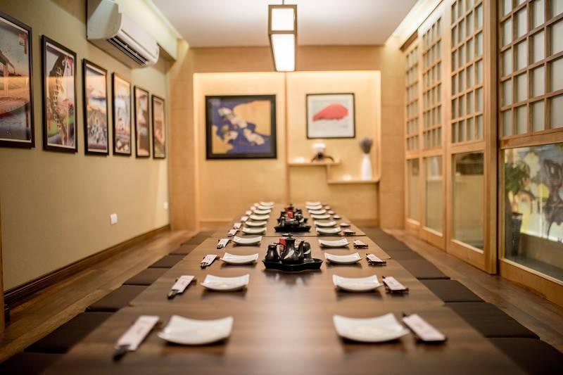 Hashiya - Ẩm Thực Nhật Bản rất được yêu thích tại Hà Nội