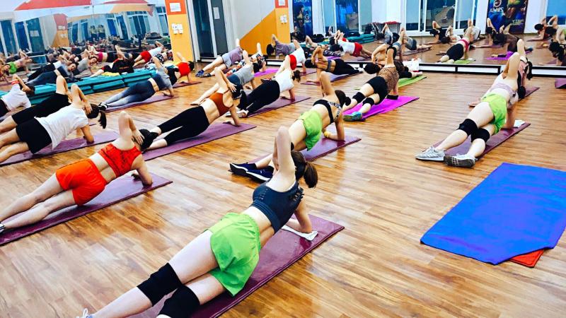 HD Fitness & Yoga Center