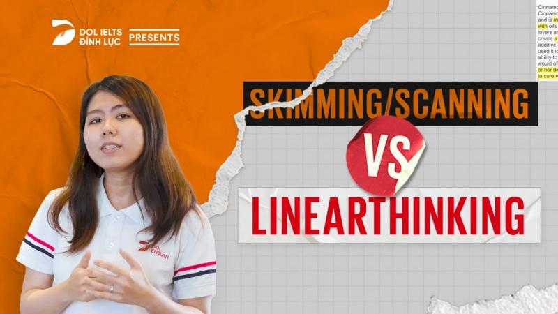 Hệ phương pháp học Tiếng Anh Tư duy - Linearthinking