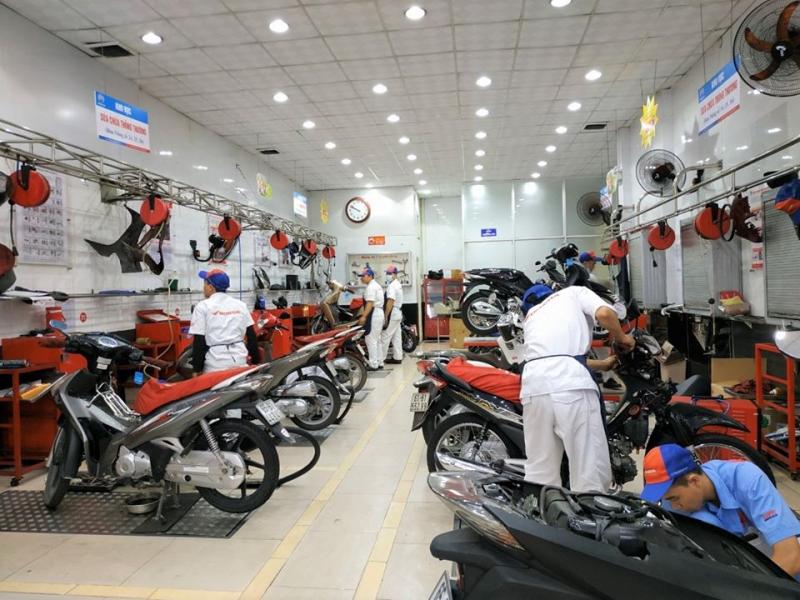 Top 6 Tiệm sửa xe máy uy tín nhất Cần Thơ
