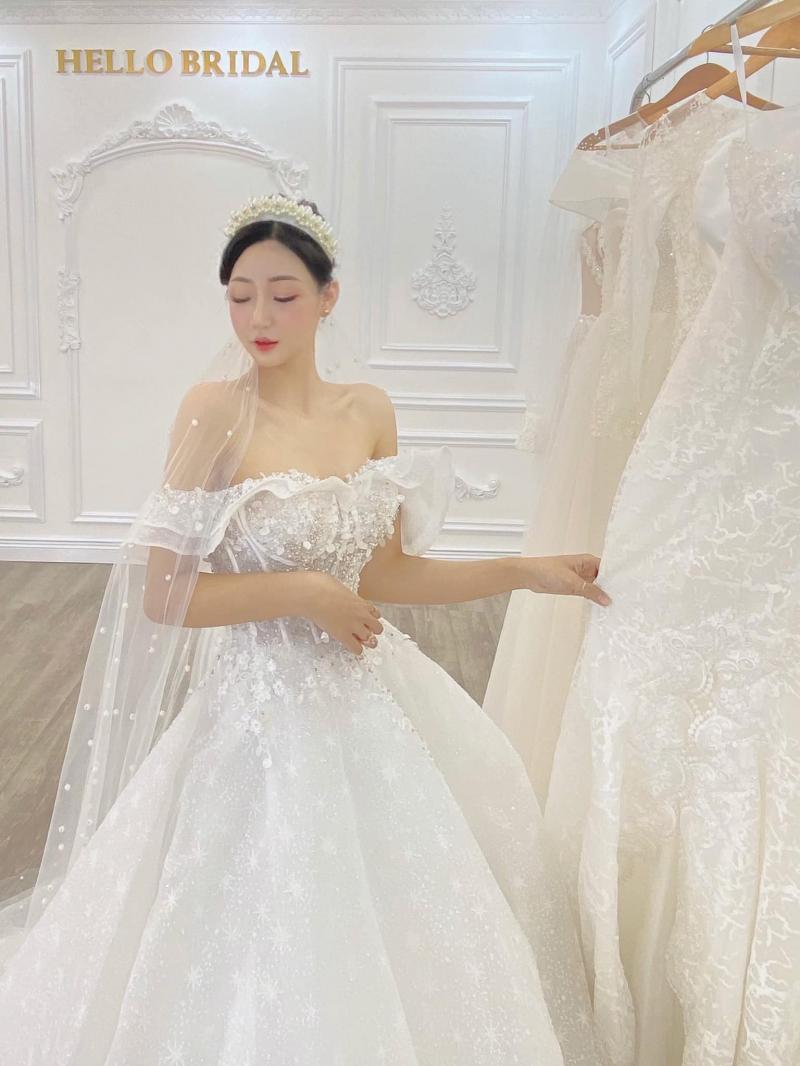 Top 9 Địa chỉ cho thuê váy cưới đẹp nhất Sóc Sơn, Hà Nội