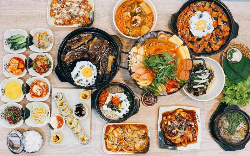 Top 9 Địa chỉ thưởng thức ẩm thực Nhật Bản – Hàn Quốc cực ngon tại Cần Thơ