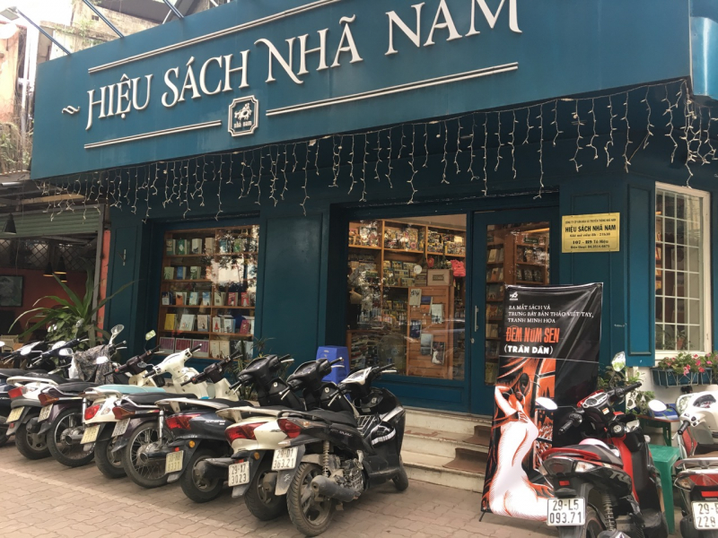 Top 5 Nhà sách uy tín nhất ở quận Cầu Giấy, Hà Nội