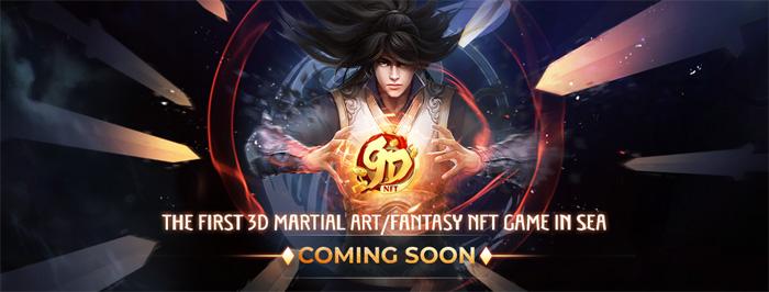 Thời kỳ hoàng kim của game thủ Việt sắp trở lại cùng dự án game NFT kiếm hiệp 3D đầu tiên trên blockchain?