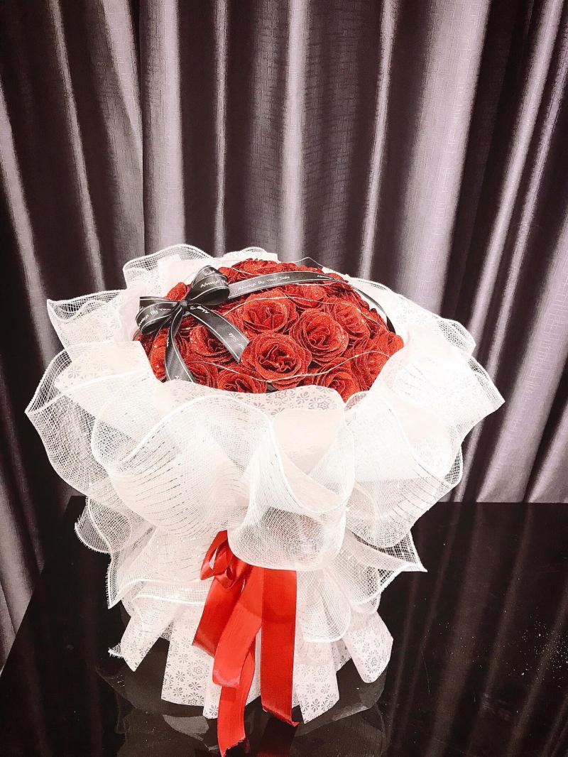 Top 5 Shop bán hoa hồng sáp đẹp nhất TP. Vinh, Nghệ An