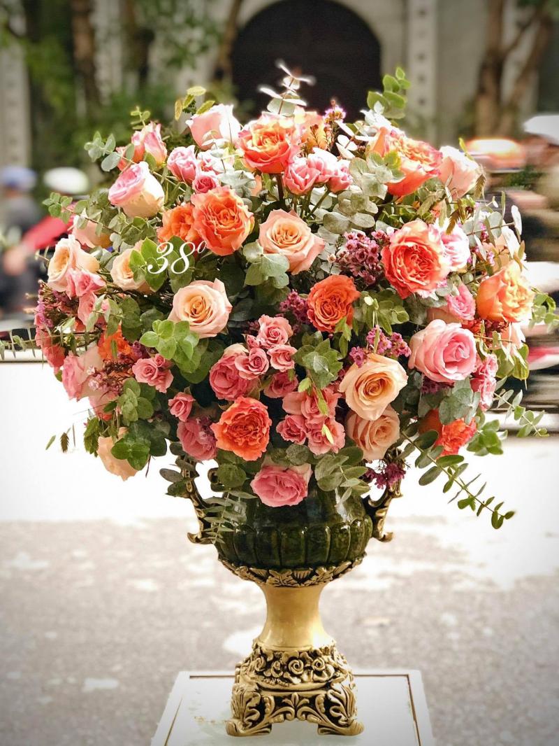 Top 10 Địa chỉ cung cấp hoa cưới đẹp ở Quận 3, TP Hồ Chí Minh