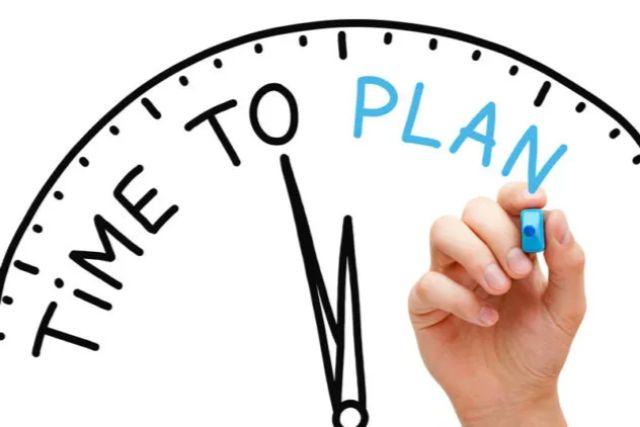 Học cách phân bố  thời gian làm bài hợp lí