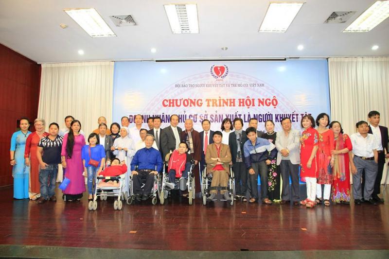 Hội Bảo trợ người khuyết tật và trẻ mồ côi TP. Hồ Chí Minh