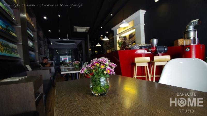 Home Studio Bar