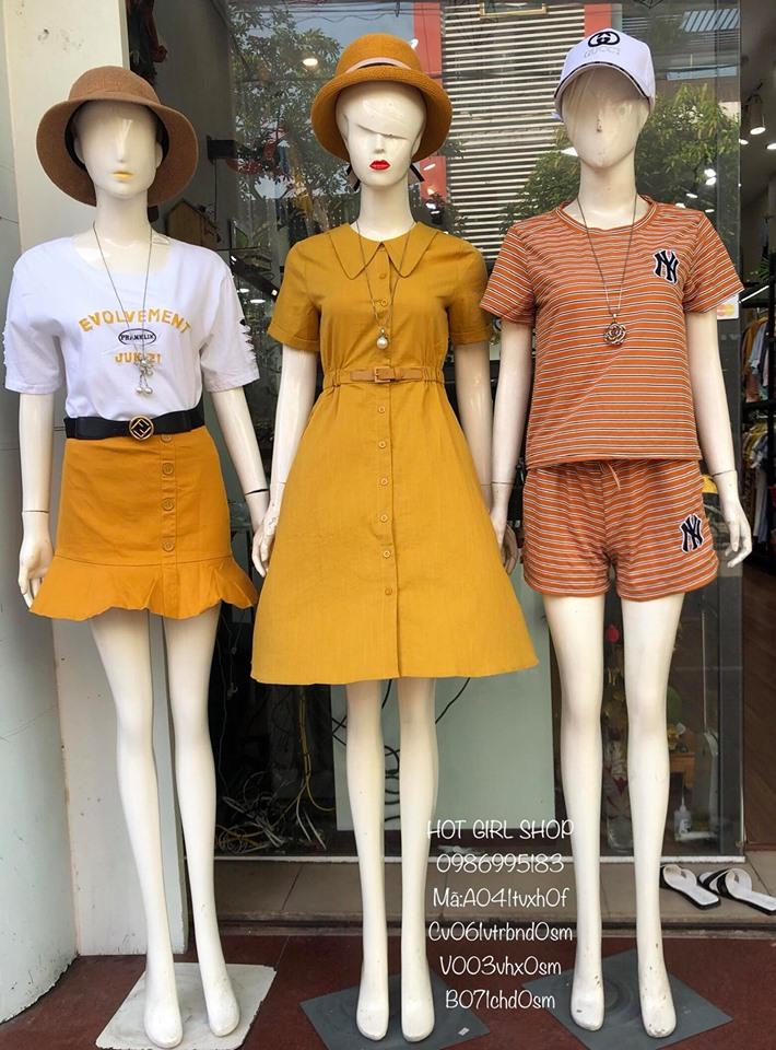 Hot Girl Shop