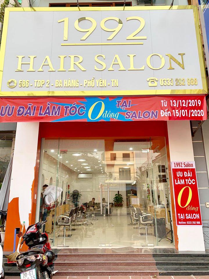 Top 8 Salon làm tóc đẹp nhất Phổ Yên, Thái Nguyên