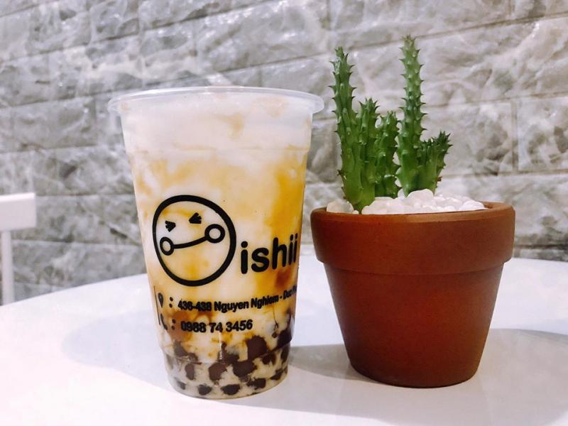 Trà Sữa Oishii