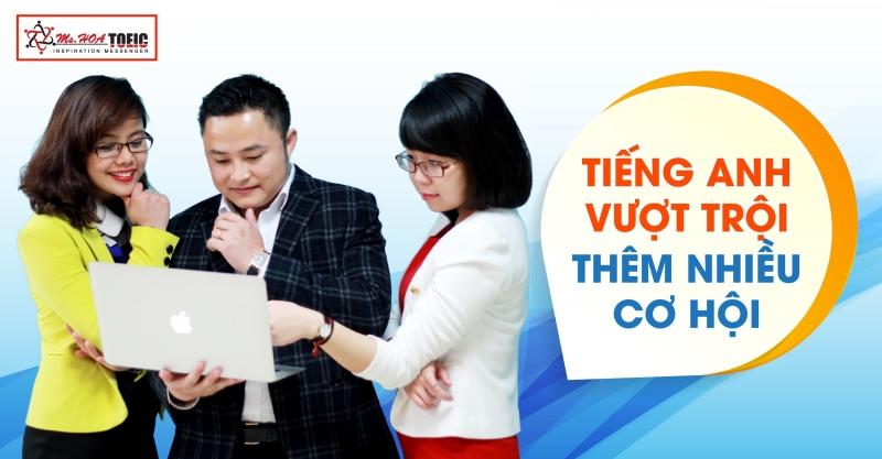 Anh ngữ Ms Hoa- đào tạo Toeic số 1 Việt Nam