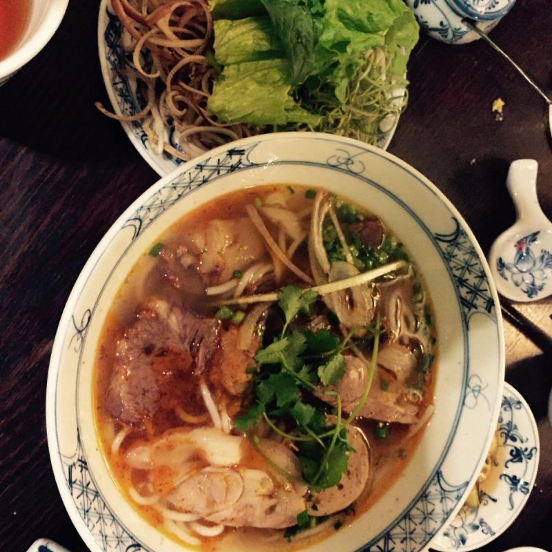 Huế Restaurant - Đào Tấn có những món ăn đậm chất Huế ngay giữa lòng thủ đô