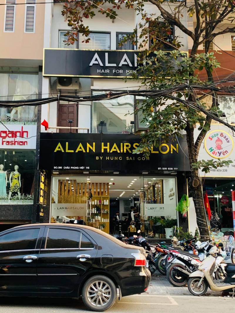Hùng Sài Gòn Hair