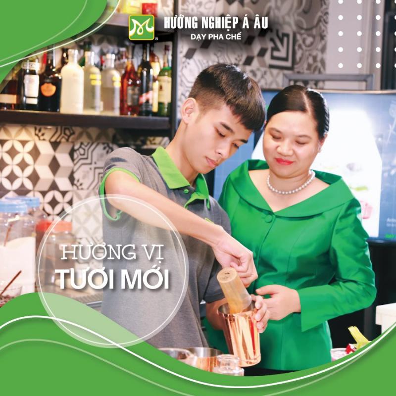 Top 10 Trung tâm dạy pha chế trà sữa chuyên nghiệp nhất tại Hà Nội
