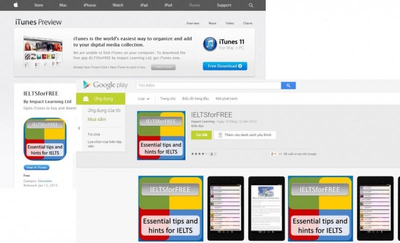 Các bạn có thể dễ dàng download App trên App Store và Google Play