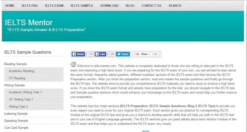 IELTS Mentor cung cấp cho các bạn rất nhiều tài liệu học và bài học theo từng kỹ năng