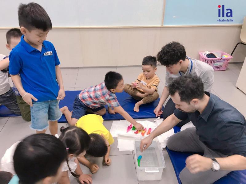 Top 9 Trung tâm tiếng anh trẻ em tốt nhất tại quận 3, TP. HCM