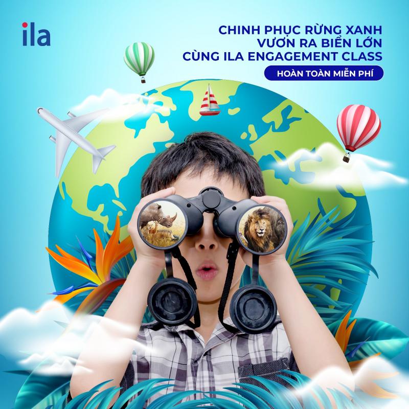 Trung tâm anh ngữ ILA Việt Nam có hàng nghìn học viên đang theo học tại tất cả các chi nhánh của trung tâm và đạt được kết học tập tốt