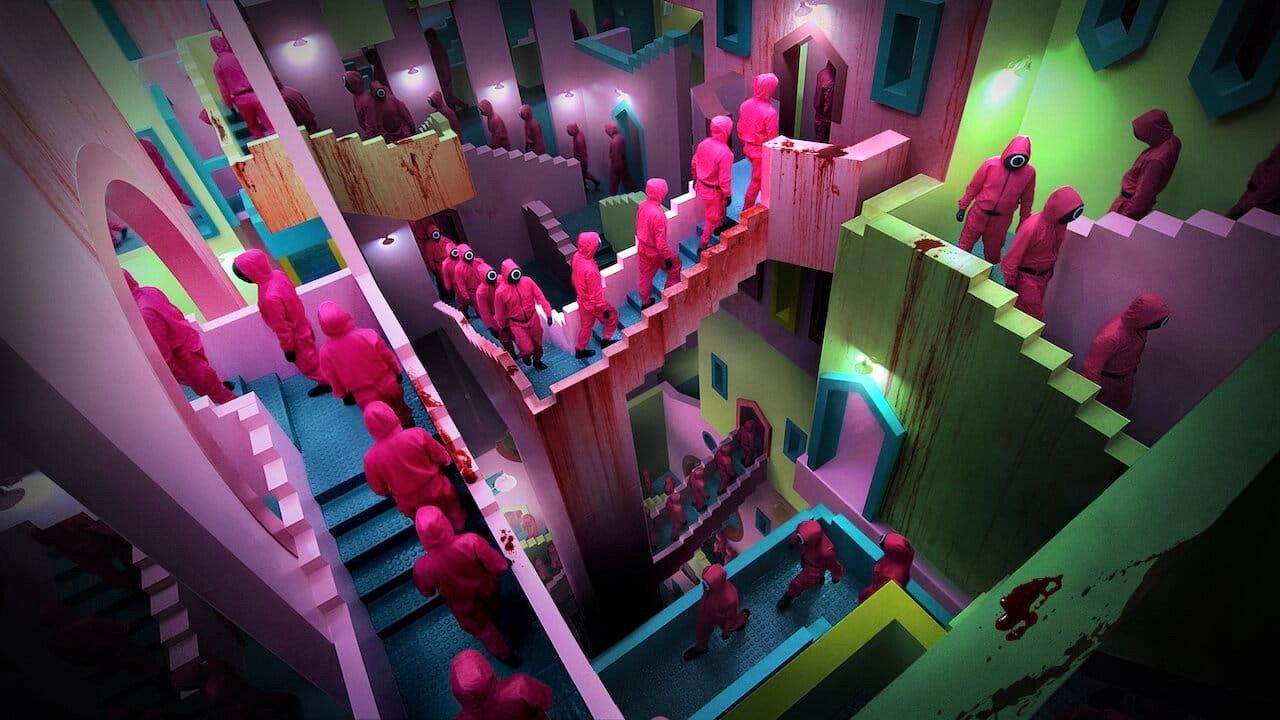 Sạn ẩu trong phim về trò chơi sinh tử 'Squid Game'