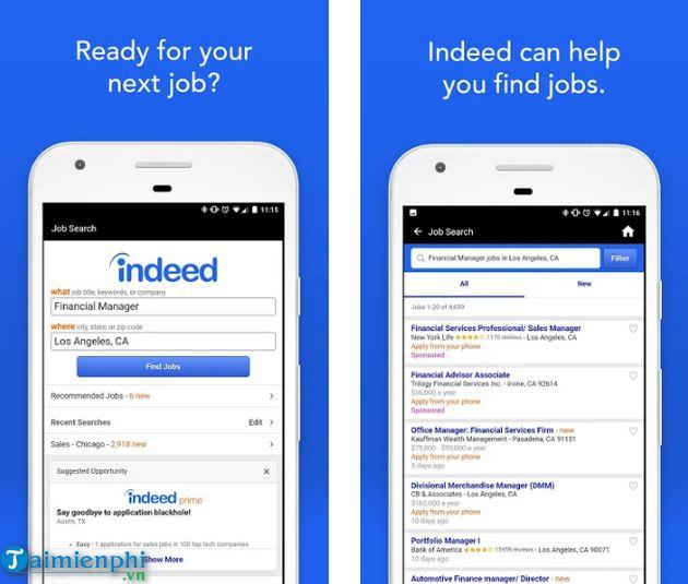 Top 10 Ứng dụng tìm việc làm tốt nhất trên di động