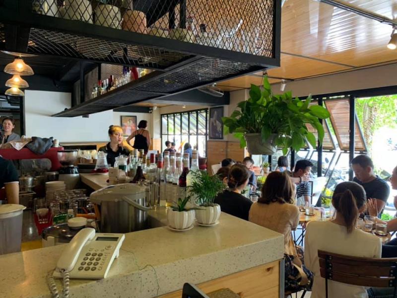 Infinity Cafe & Bistro