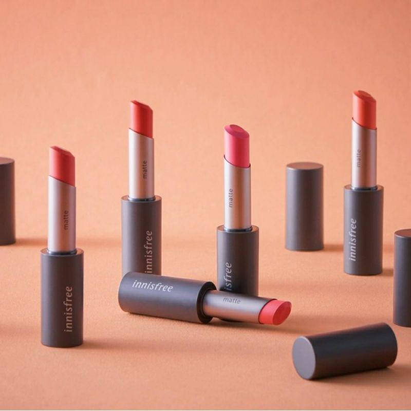 Innisfree Real Fit Matte Lipstick