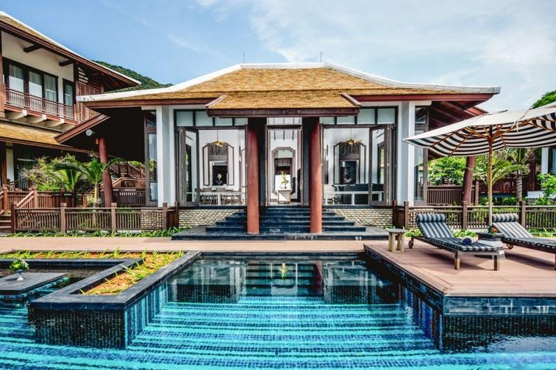 Top 10 Mẫu Biệt thự, Villa, Resort đẹp nhất Đà Nẵng