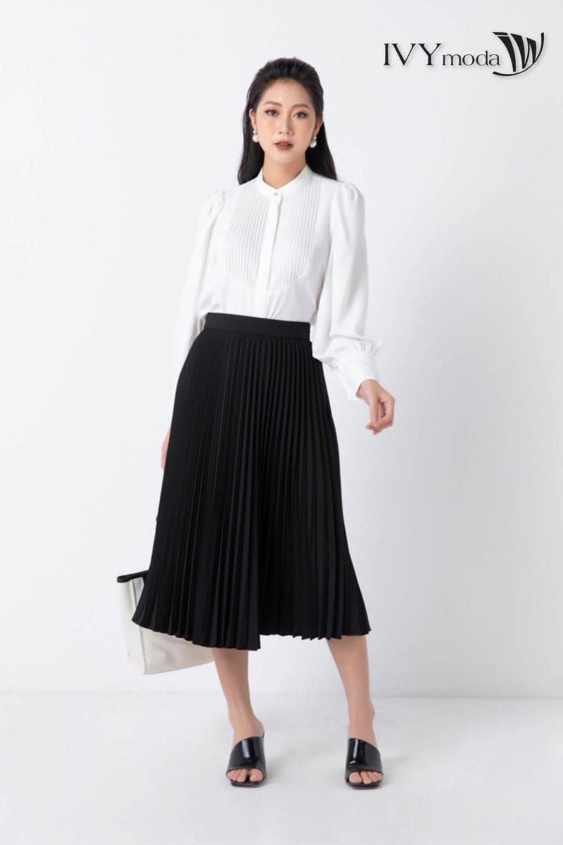 Top 9 Shop bán áo sơ mi trắng nữ TP.HCM được chị em lựa chọn nhiều nhất