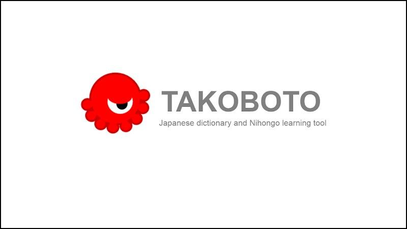 Japanese Dictionary Takoboto