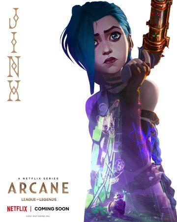 LMHT: Những vị tướng nào sẽ góp mặt trong TV Series Arcane?