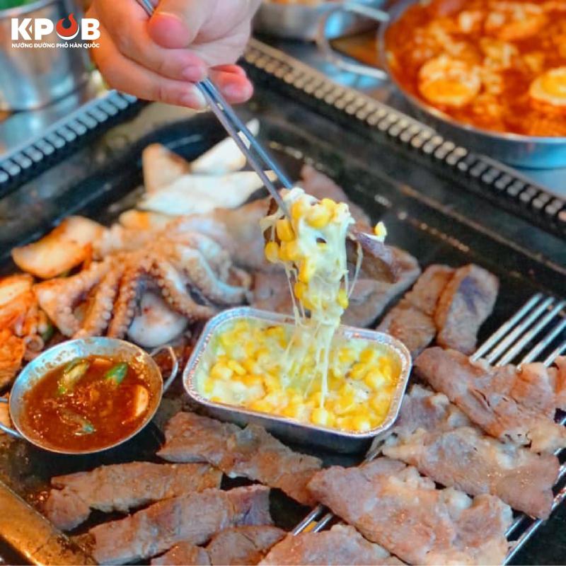 K-Pub - Nướng đường phố Hàn Quốc