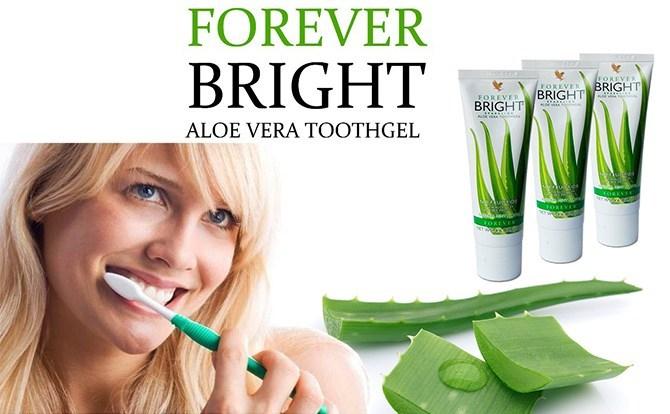 Kem đánh răng Forever Bright Toothgel