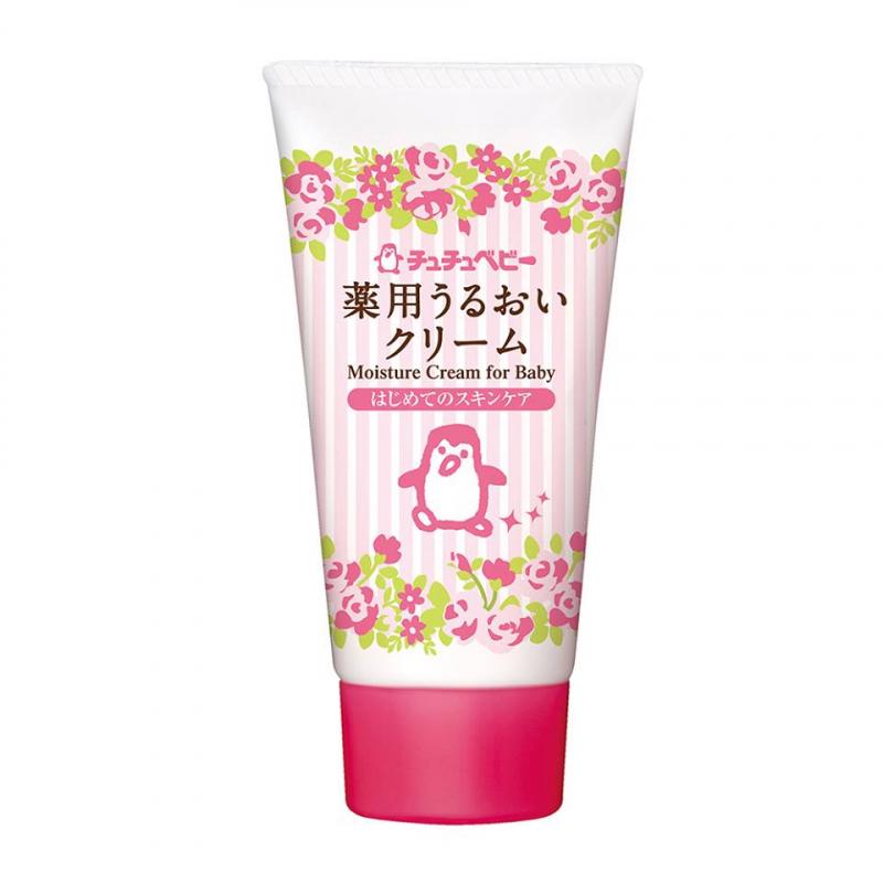 Kem dưỡng ẩm Chuchu Baby có tác dụng như thuốc bôi được làm từ các loại thực vật có tính năng giữ ẩm