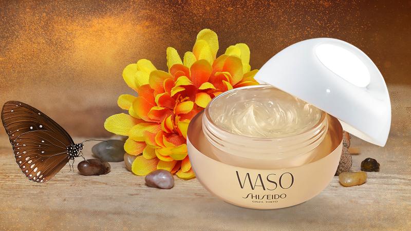 Kem dưỡng ẩm Shiseido WASO clear mega - hydrating cream