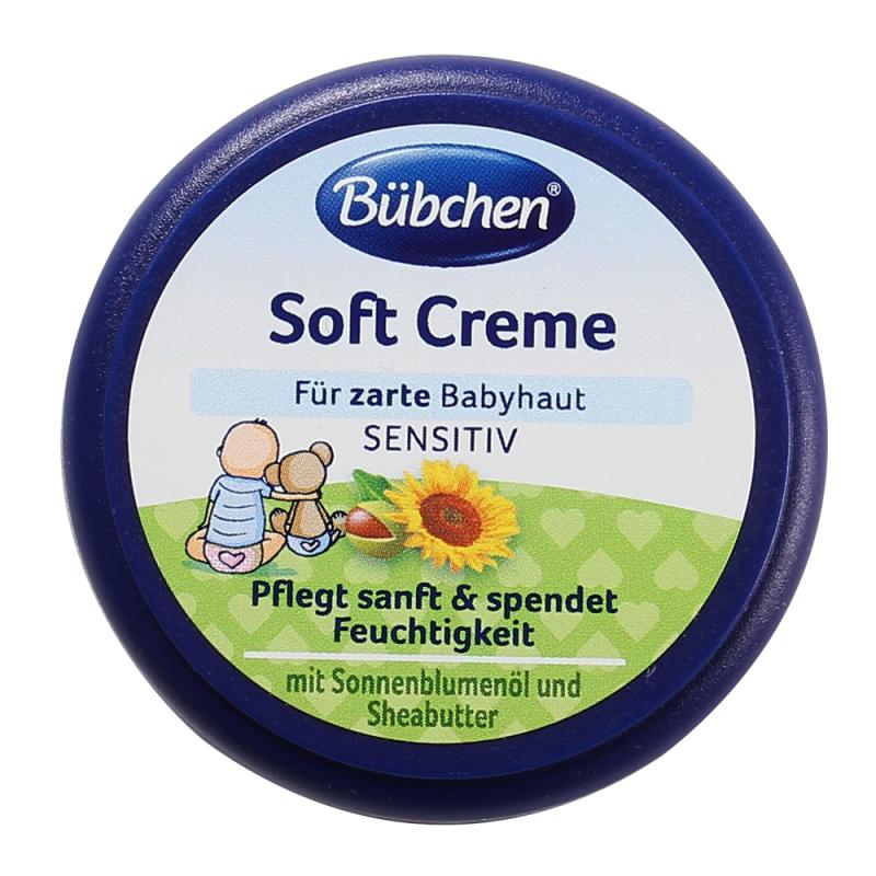Kem giúp chăm sóc và bảo vệ làn da mỏng manh của bé khỏi bị khô ra trong những ngày mùa đông lạnh.