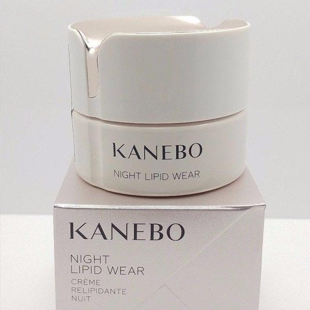 Kem dưỡng đêm, sáng da Kanebo Night Lipid Wear
