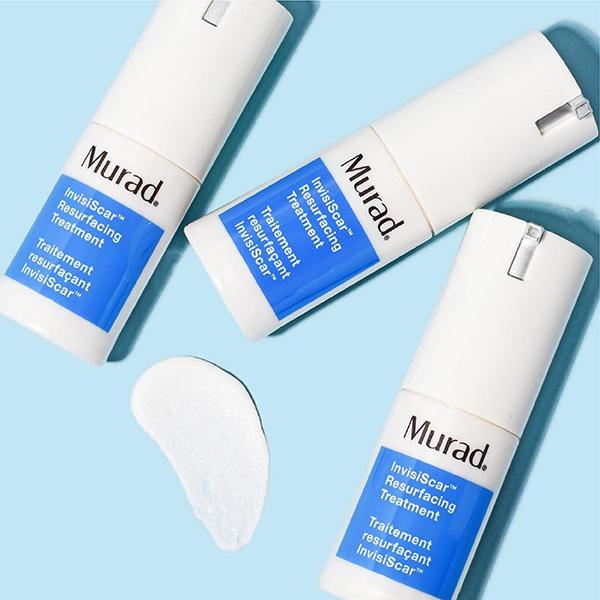 Kem giảm sẹo rỗ và thâm mụn Murad Invisiscar Resurfacing Treatment
