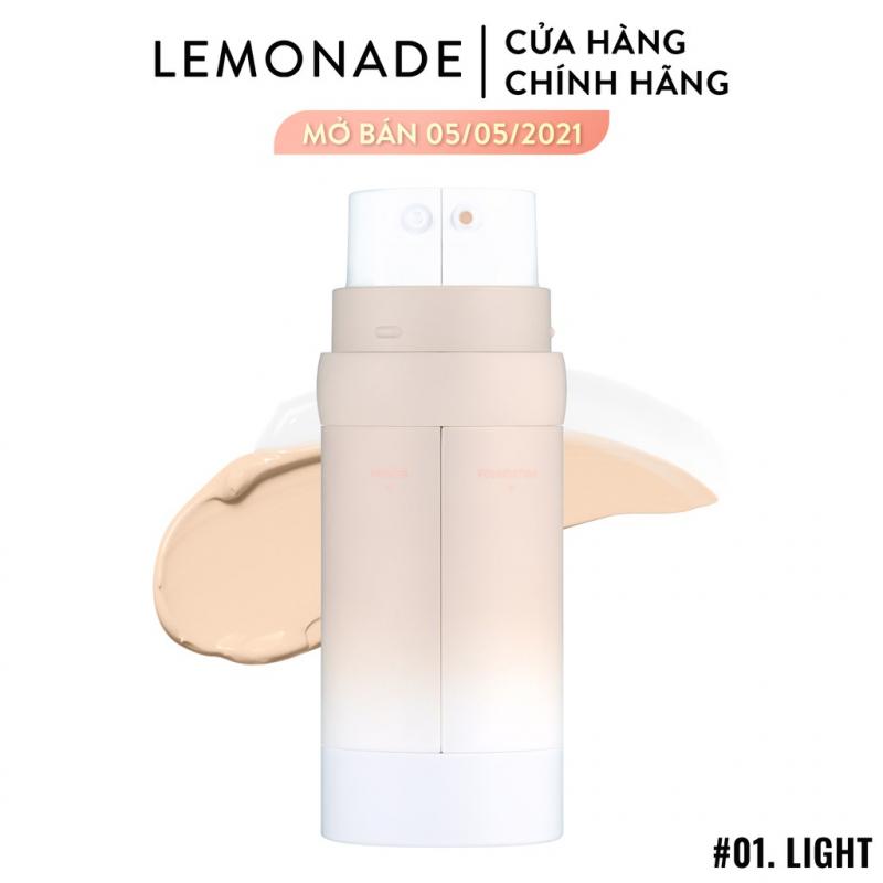 Kem nền Lemonade Perfect Couple Dual Foundation