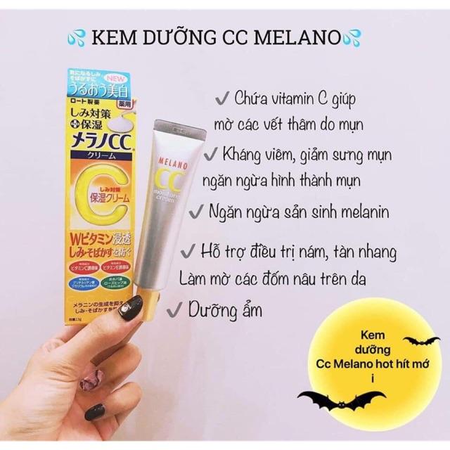 Melano CC Whitening