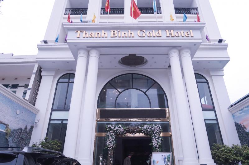khách sạn Thanh Binh Gold