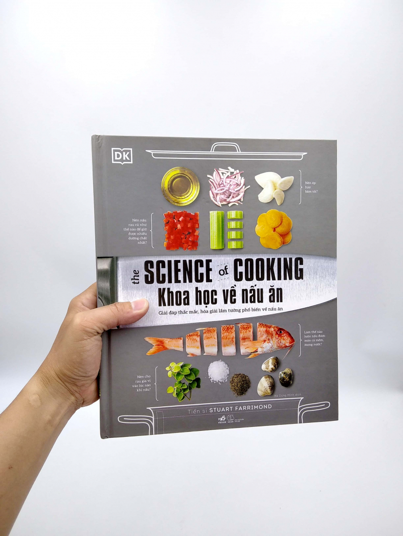 Khoa Học Về Nấu Ăn